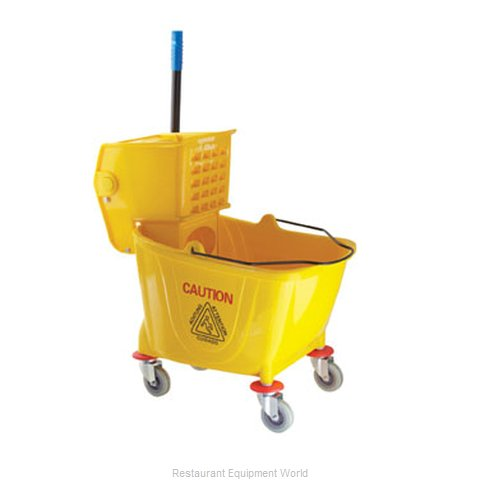 Johnson-Rose 8536 Mop Bucket Wringer Combination