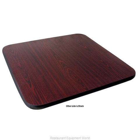 Johnson-Rose 91237 Table Top, Laminate (Magnified)