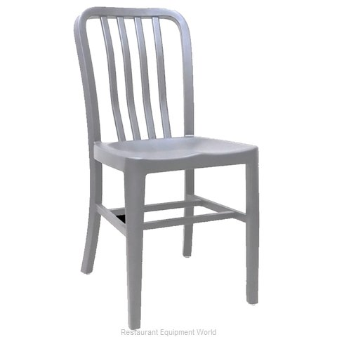 Just Chair A22018-PS-GR3 Chair, Side, Indoor