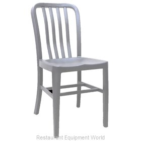 Just Chair A22018 Chair, Side, Outdoor