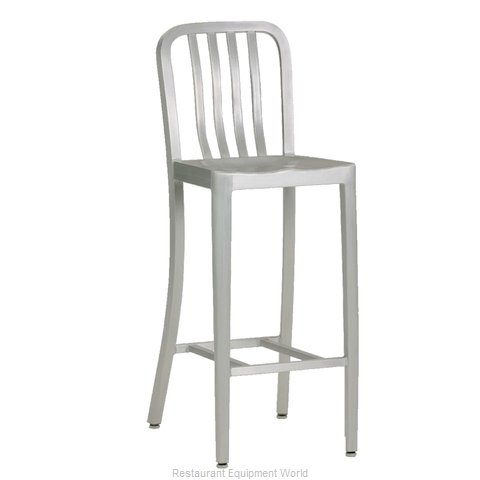 Just Chair A22030-PS-GR1 Bar Stool, Indoor