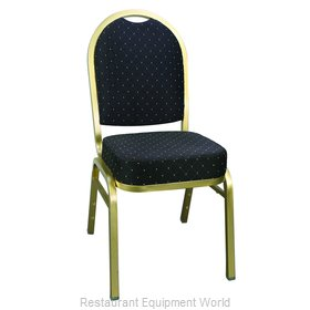 Just Chair A80118 GR1 Chair, Side, Stacking, Indoor