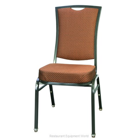 Just Chair A81218 GR1 Chair, Side, Stacking, Indoor