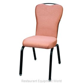 Just Chair A82018 GR1 Chair, Side, Stacking, Indoor