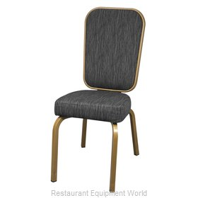 Just Chair A82218 GR1 Chair, Side, Stacking, Indoor