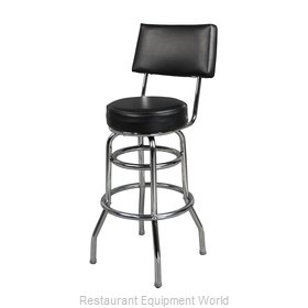 Just Chair C42030-GR3 Bar Stool, Swivel, Indoor