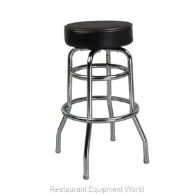 Just Chair C42030X-GR1 Bar Stool, Swivel, Indoor