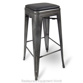 Just Chair G42530X-PS-GR3 Bar Stool, Indoor