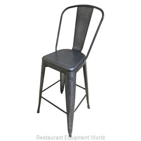 Just Chair G42630 Bar Stool, Outdoor