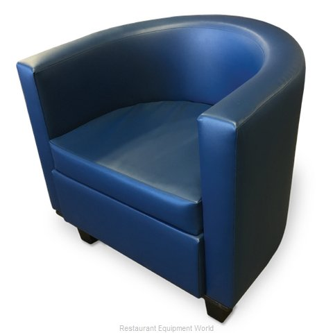 Just Chair LA587-GR1 Chair, Lounge, Indoor