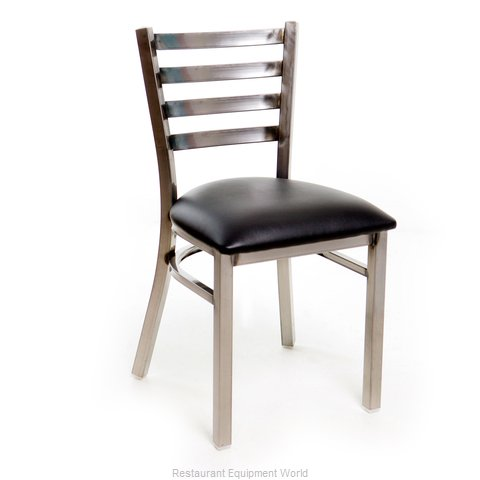 Just Chair M20118-CC-PS-BVS-LOOSE Chair, Side, Indoor