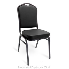 Just Chair M81118Q Chair, Side, Stacking, Indoor