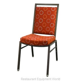 Just Chair M81618 COM Chair, Side, Stacking, Indoor