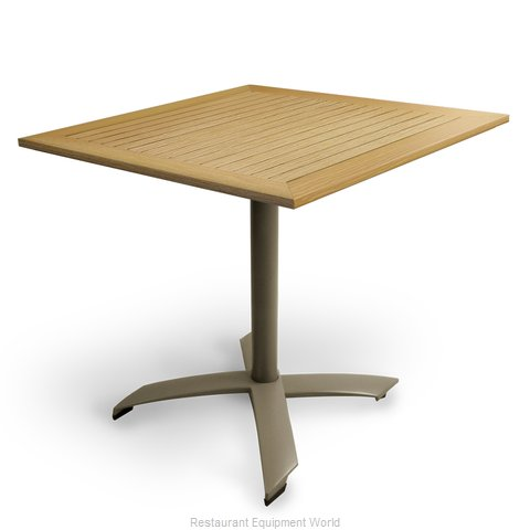 Just Chair PW803TT-2424 Table, Outdoor