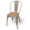 Just Chair S42518-PS-COM Chair, Side, Stacking, Indoor