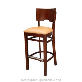 Just Chair W70730-PS-GR2 Bar Stool, Indoor