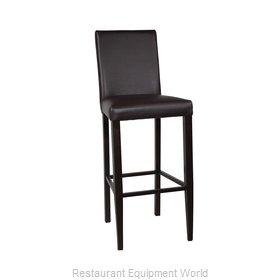 Just Chair WL51130-BLK Bar Stool, Indoor