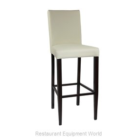 Just Chair WL51130-GR3 Bar Stool, Indoor