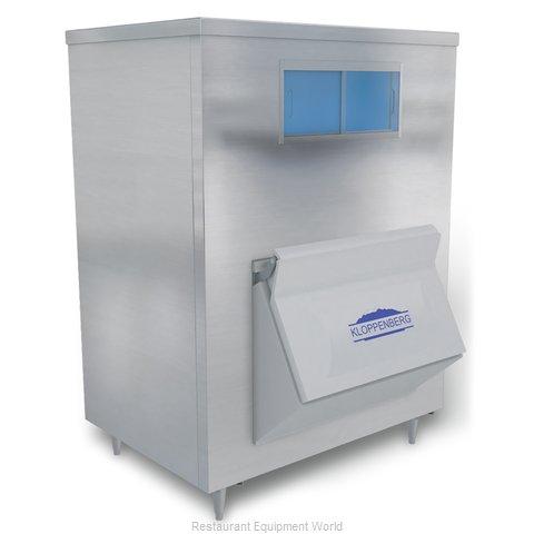Kloppenberg 1315-SS Ice Bin for Ice Machines