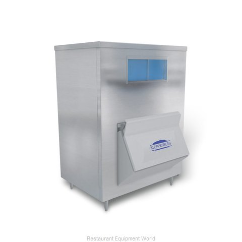 Kloppenberg 1325-SBB Ice Bin for Ice Machines (Magnified)
