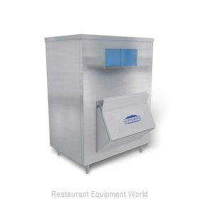 Kloppenberg 1325-SS Ice Bin for Ice Machines