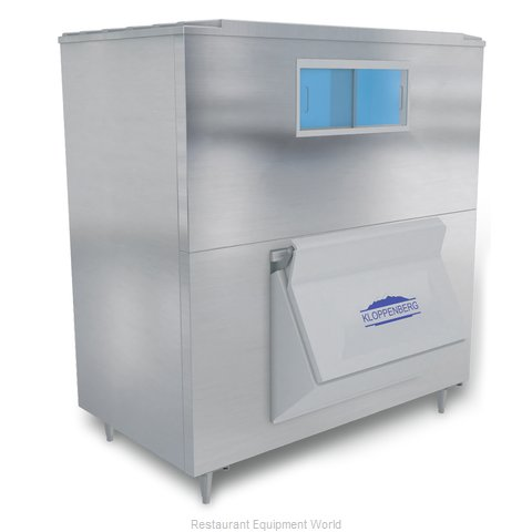 Kloppenberg 1665-SBB Ice Bin for Ice Machines (Magnified)