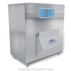 Kloppenberg 1665-SS Ice Bin for Ice Machines