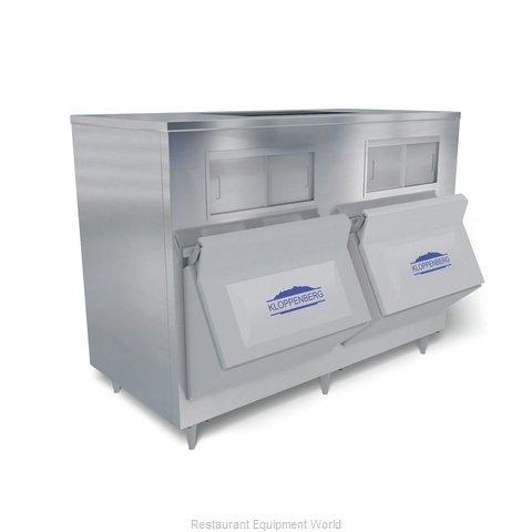 Kloppenberg 2115-SBB Ice Bin for Ice Machines