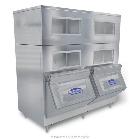 Kloppenberg 2215-SBB Ice Bin for Ice Machines