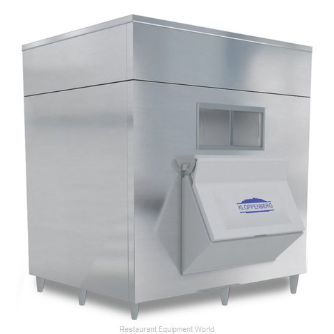 Kloppenberg 2415-SBB Ice Bin for Ice Machines (Magnified)