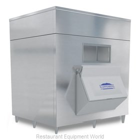 Kloppenberg 2415-SBB Ice Bin for Ice Machines