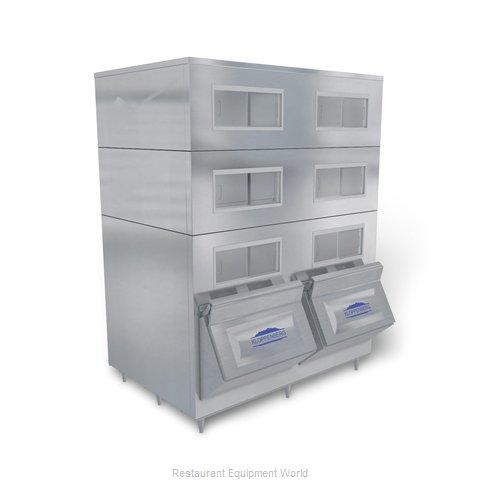 Kloppenberg 5835-SBB Ice Bin for Ice Machines