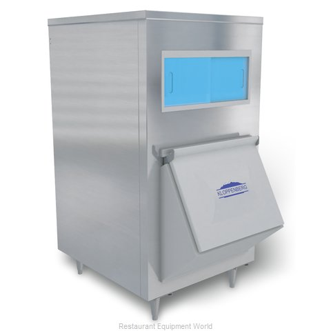 Kloppenberg 705-SBB Ice Bin for Ice Machines (Magnified)