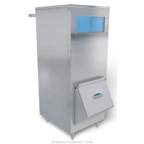 Kloppenberg 905-SBB Ice Bin for Ice Machines