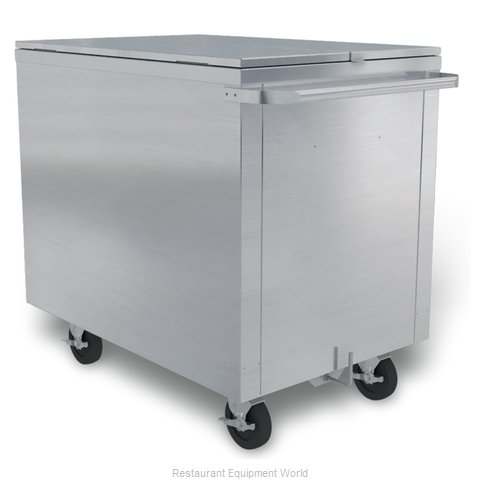 Kloppenberg CC-300 Ice Bin / Ice Caddy , Mobile (Magnified)