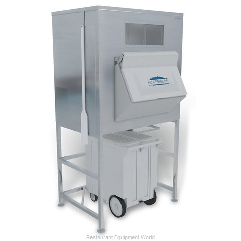 Kloppenberg IFS1000-250 Ice Bin for Ice Machines
