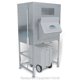 Kloppenberg IFS1000-250 Ice Bin for Ice Machines