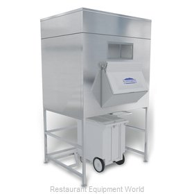 Kloppenberg IFS1300-125 Ice Bin for Ice Machines