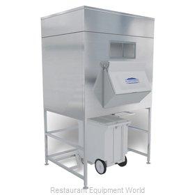 Kloppenberg IFS1600-125 Ice Bin for Ice Machines