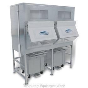 Kloppenberg IFS1700-125 Ice Bin for Ice Machines