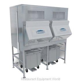 Kloppenberg IFS2500-125 Ice Bin for Ice Machines