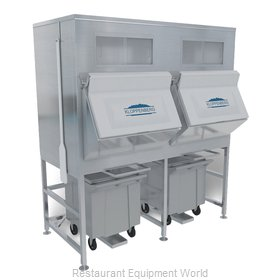 Kloppenberg IFS2700-125 Ice Bin for Ice Machines