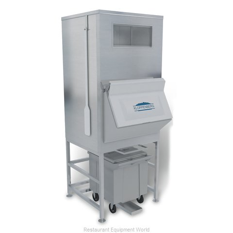 Kloppenberg IFS900-250 Ice Bin for Ice Machines (Magnified)