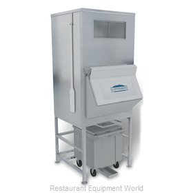 Kloppenberg IFS900-250 Ice Bin for Ice Machines
