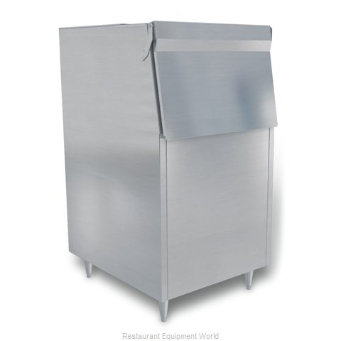 Kloppenberg K-225 Ice Bin for Ice Machines (Magnified)