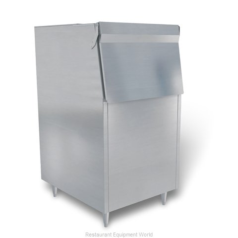 Kloppenberg K-32 Ice Bin for Ice Machines (Magnified)