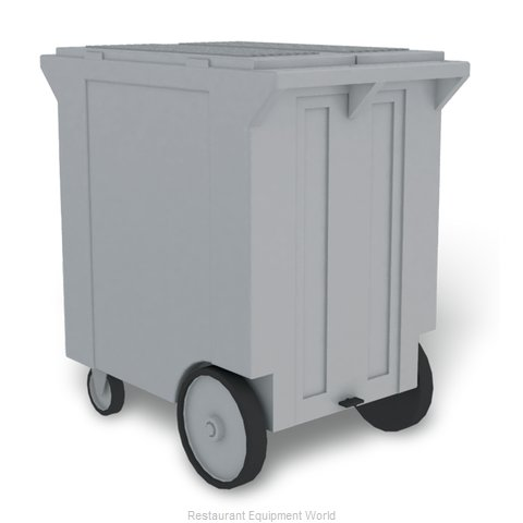 Kloppenberg PCC-250 Ice Bin Chest Mobile
