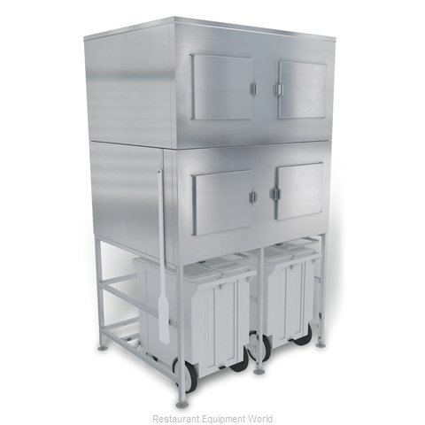 Kloppenberg SPS-2-G-SL Ice Bin for Ice Machines