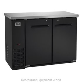 Kelvinator KCBB48SB Backbar Cabinet, Refrigerated