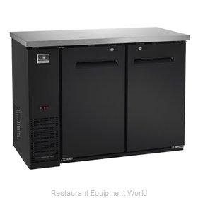Kelvinator KCBB48SB Back Bar Cabinet, Refrigerated